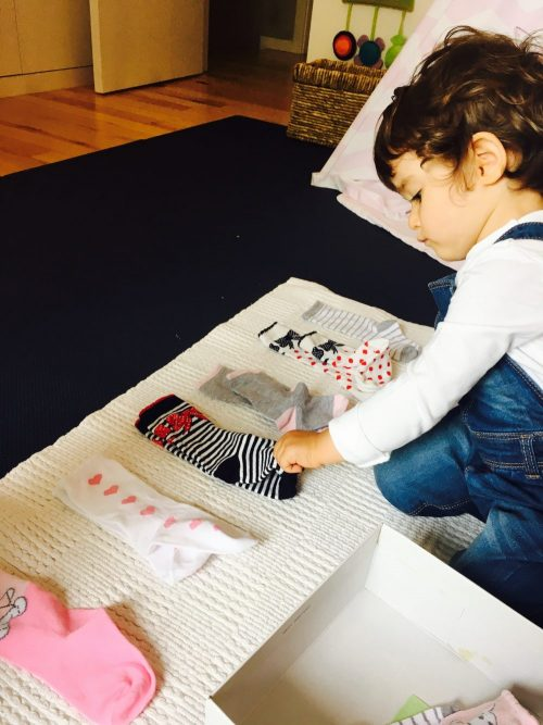 Atividades Montessori: princípios base
