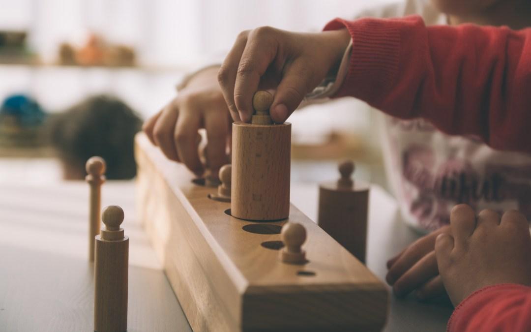 4 Benefícios do ambiente Montessori com idades mistas