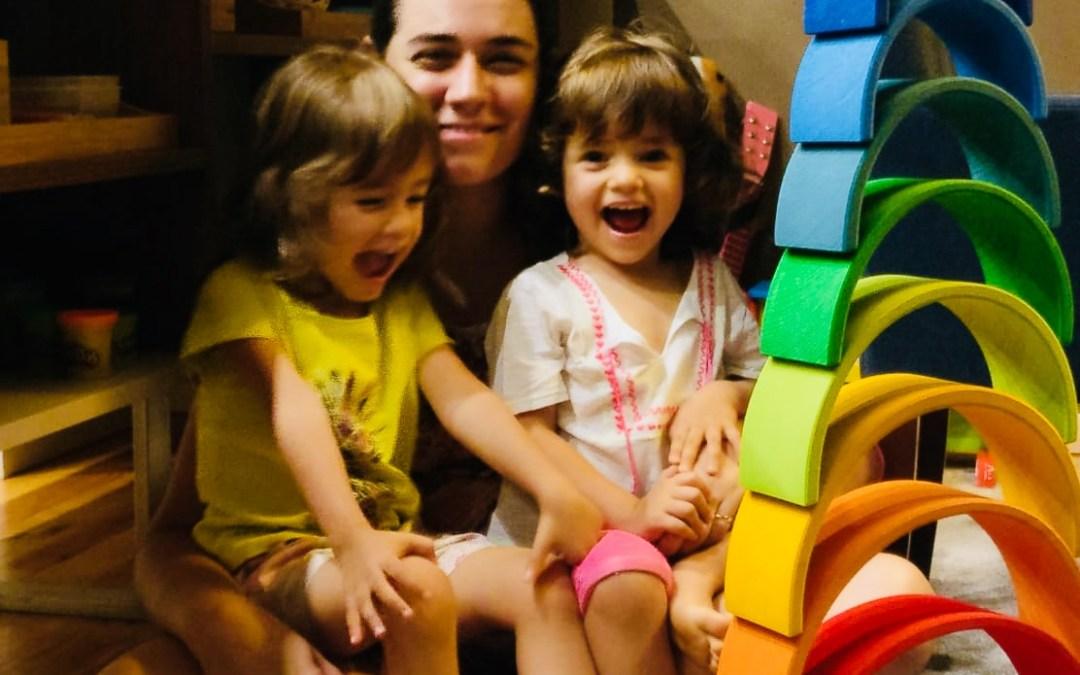 Como Montessori me ajudou a ser melhor mãe (nem que seja só um pouco)