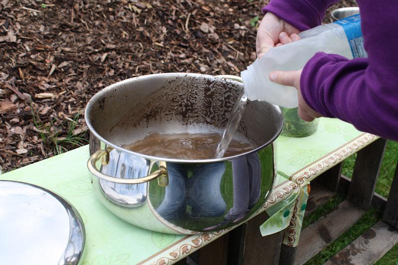 Matschkche  Montessori selbst gemacht