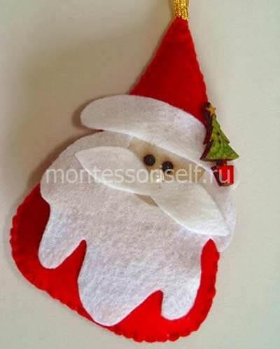 Santa Claus z cítil