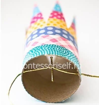 یک لاستیک را با یک تراشه وارد کنید