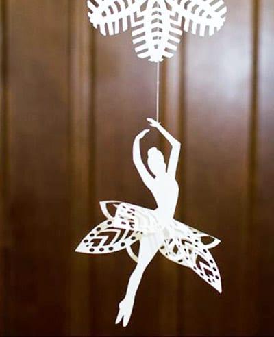 Kertas Ballerina yang lembut