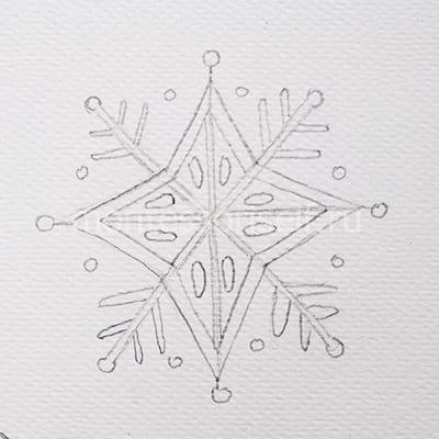 Padrões dentro de uma estrela