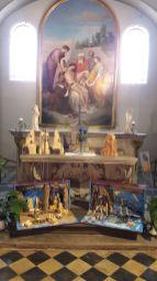 """Quale contesto migliore di una chiesa per una mostra di presepi? La Chiesa di San Sebastiano costituisce uno dei patrimoni storici meno noti della città di Montevarchi. Pro Loco ha inteso valorizzarla organizzando al suo interno la mostra di presepi """"Quella notte a Betlemme"""", con l'unico scopo di renderla visibile ad un pubblico più ampio."""