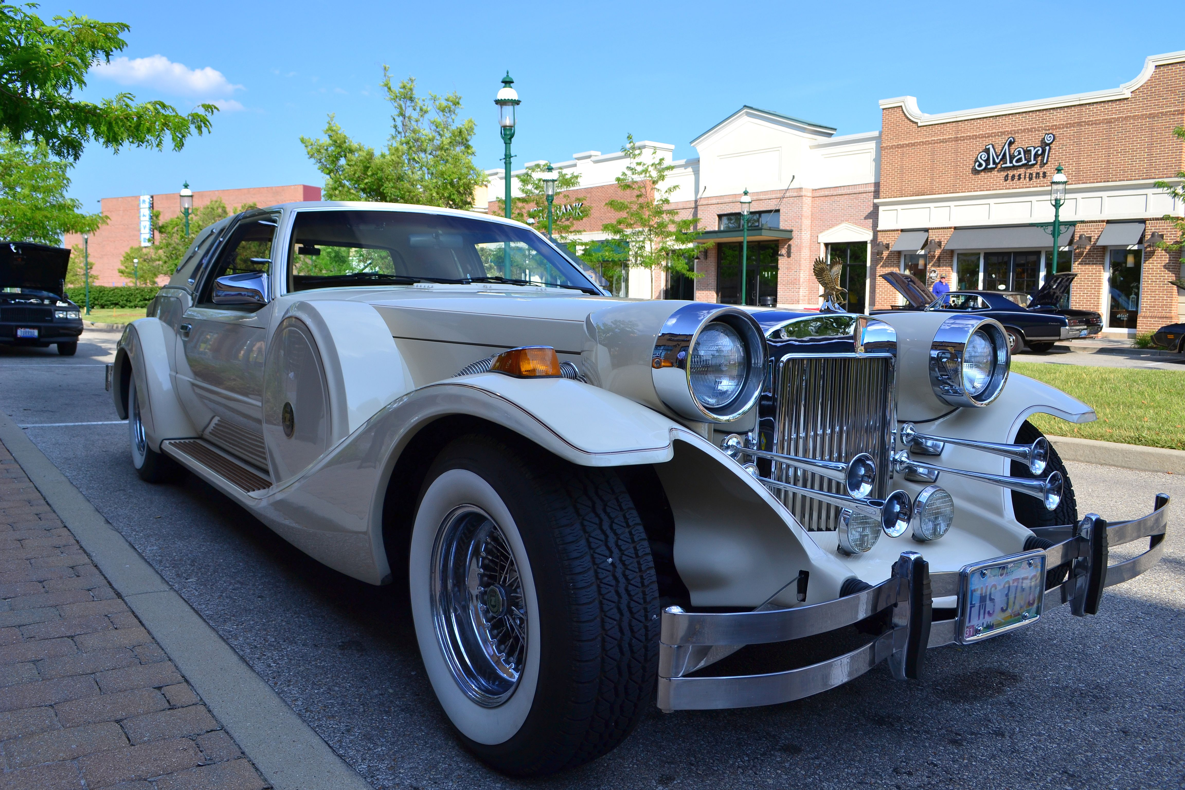 Timulus Open Networking And Classic Car Cruise In