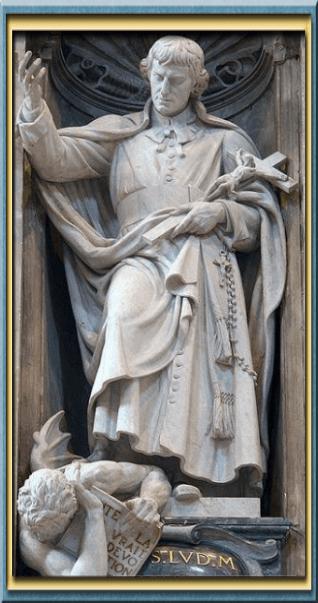 Saint Louis Marie Grignion De Montfort : saint, louis, marie, grignion, montfort, Brief, Profile, Louis-Marie, Montfort, Totus, Journey