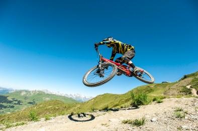 Bike Park de Verbier