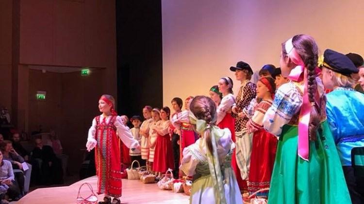 Концерт детского хора «Радость»