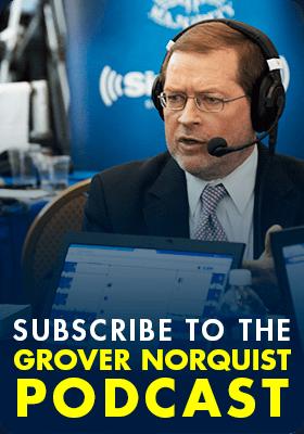 Grover Norquist Podcast