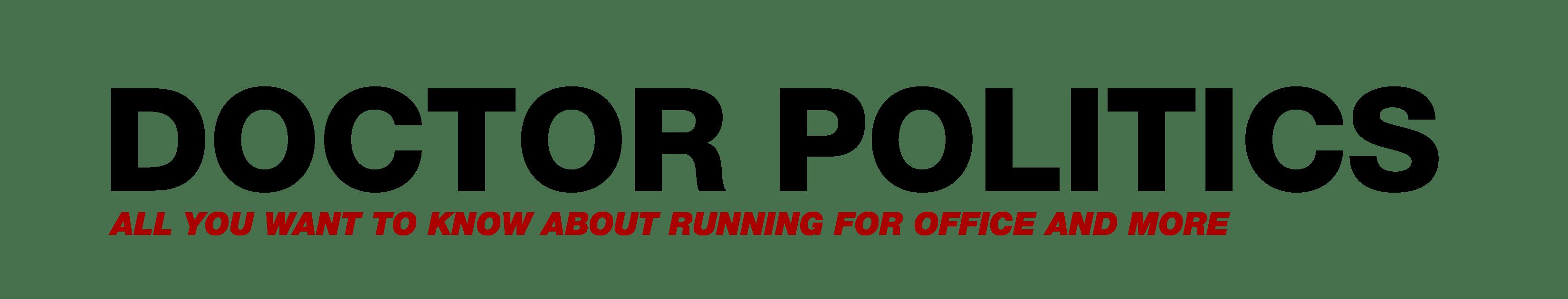 Dr. Politics logo