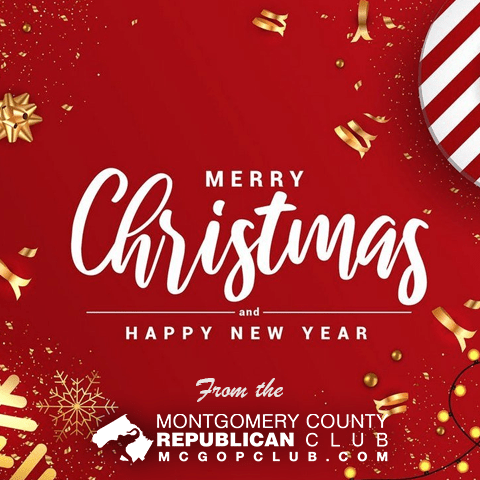 Merry Christmas from the Montgomery County Republican Club
