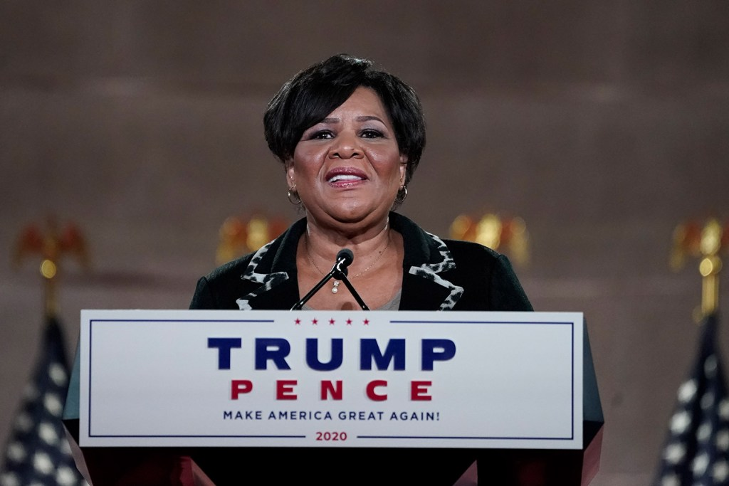 Alice Johnson's speech at the Republican National Convention