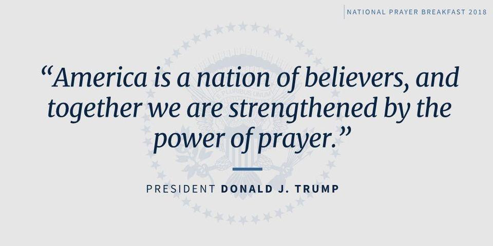 Pray for the President
