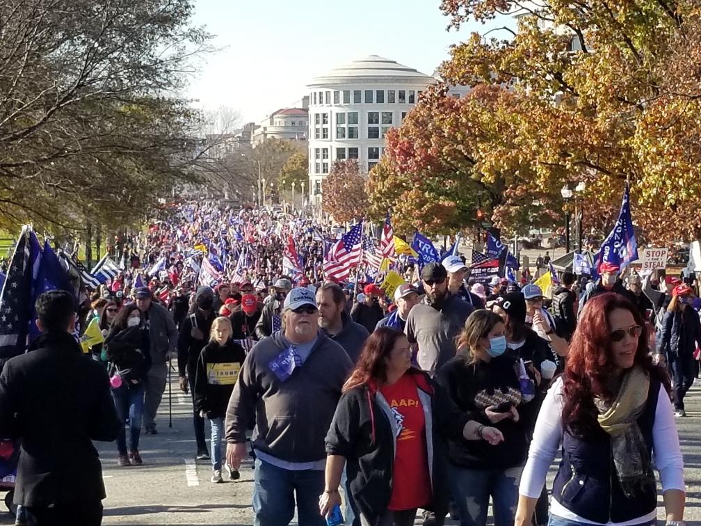 Million MAGA March