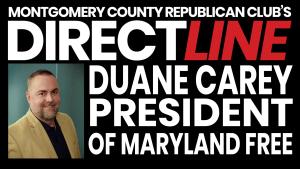 Duane Carey, President, Maryland Free
