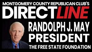 Randolph J. May, FSF's President