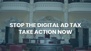 Stop The Digital Ad Tax Take Action Now