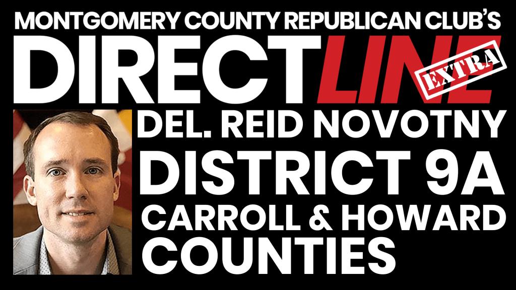 Direct Line Extra w/Delegate Reid Novotny