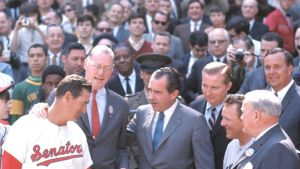 Picture of President Nixon