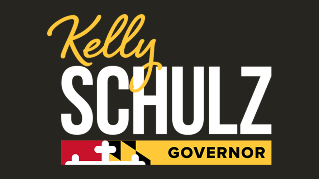 Kelly Schulz for Governor Logo