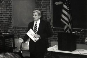 Sen. John Warner