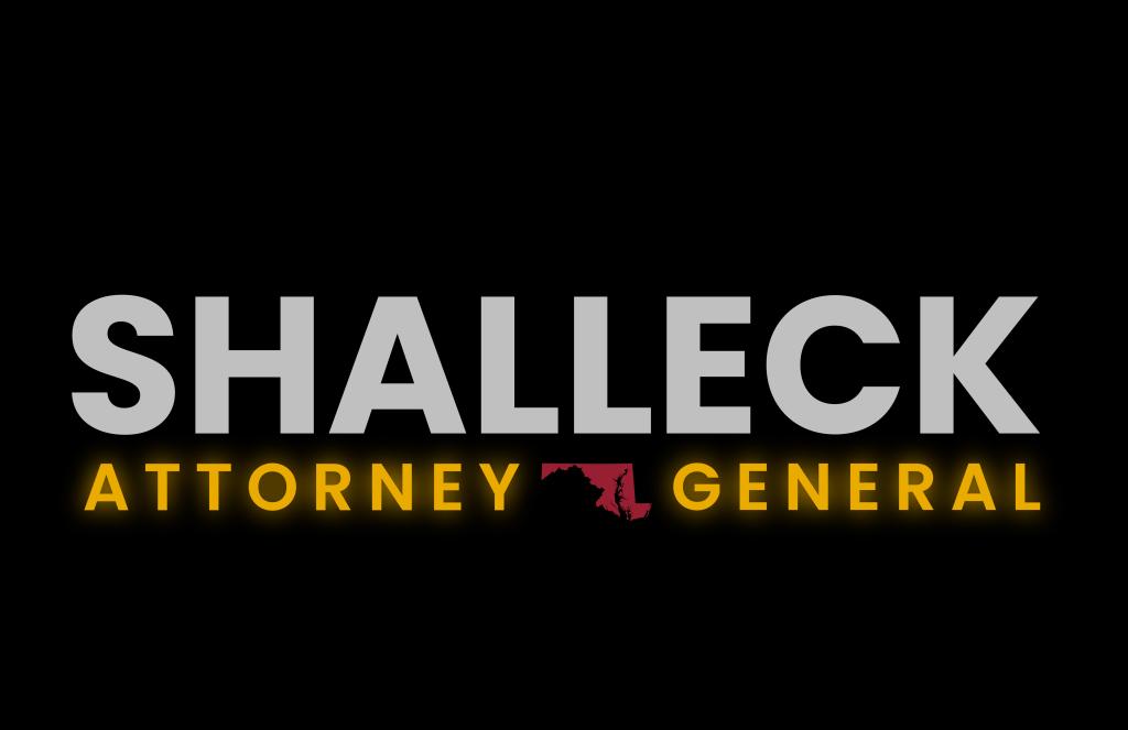 Jim Shalleck for Attorney General - Maryland logo