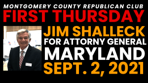 Jim Shalleck, Candidate for Attorney General