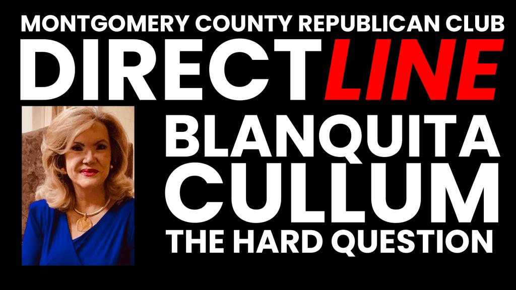 Direct Line with Blanquita Cullum