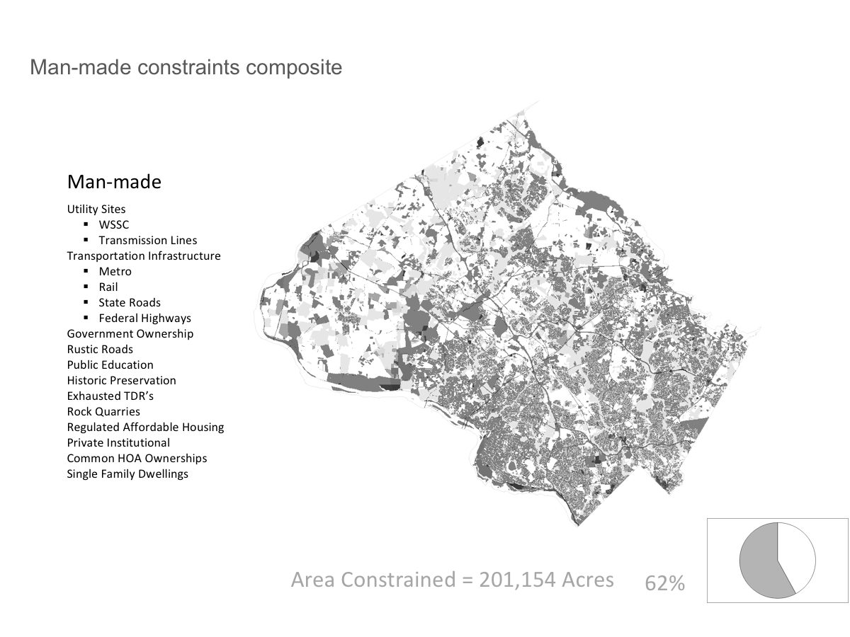 The Third Place » Man-made and Environmental Constraints