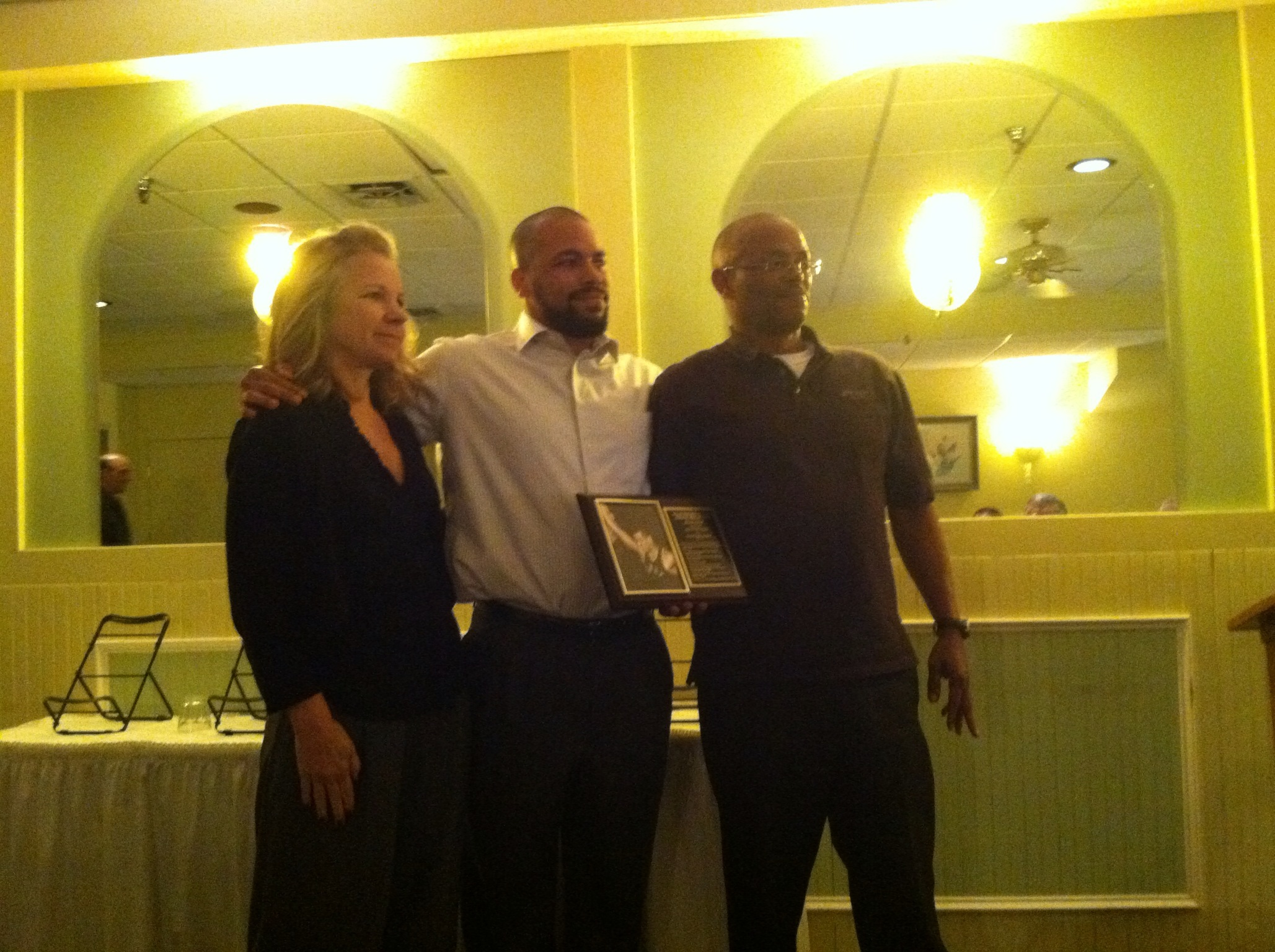 Magruder HS Athletic Hall Of Fame Inductees