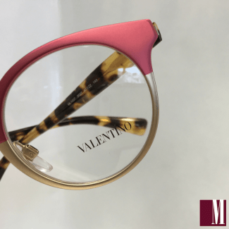 Valentino eyewear available at Montgomery Vision Care ... of course!