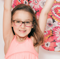 Vera Bradley for kids at Montgomery Vision Care Cincinnati OH Back To School Exams and Eyewear