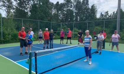 Current taking part in surfaces for pickleball fanatics in Thetford