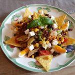 Rezept Nacho Salat