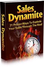 SalesDynamite ebook