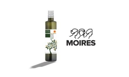 Moires olive oil