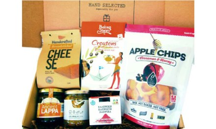 Food Box From Crete, Attica & Thessaloniki