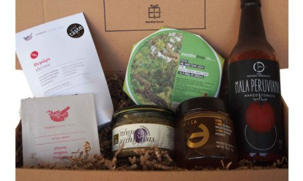 Food Box From Thiva, Lesvos, Chios, Larissa & Chalkidiki