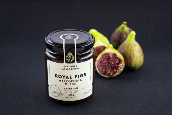 black figs extra jam