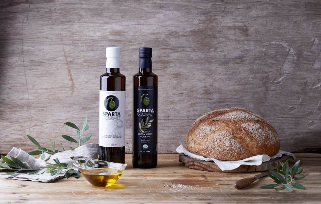 Sparta Gourmet greek products