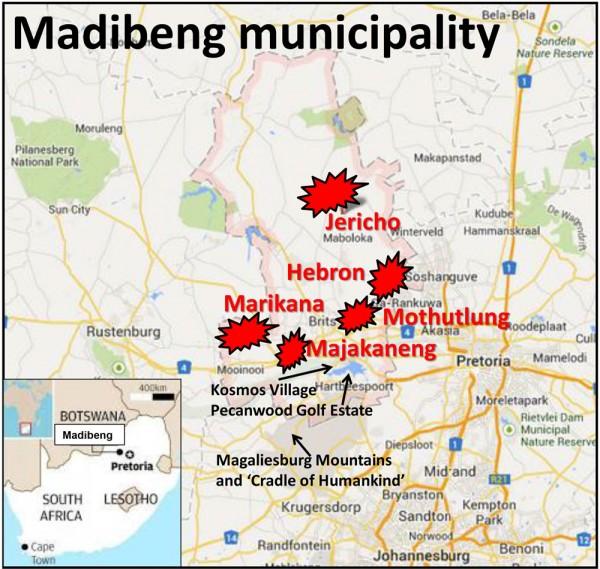 Madibeng municipality