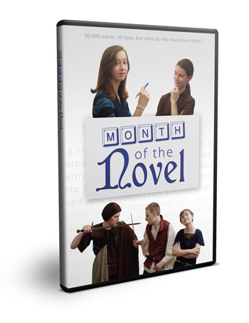 Month of the Novel DVD