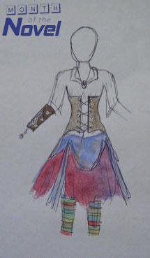 Costume 4 Concept