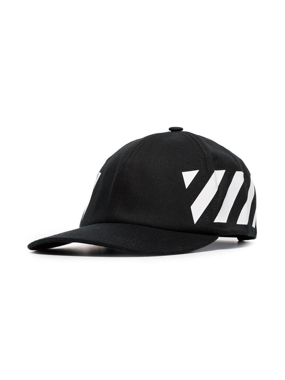 diag baseball cap