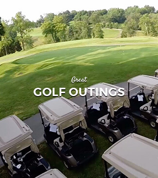 Great Golf Outings
