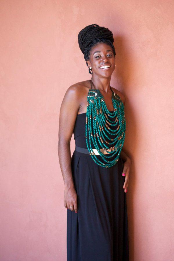 Imani Necklace Tutorial - Montoya Mayo