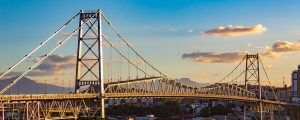 Brazil City Bridge Sunset  - Fotos-GE / Pixabay