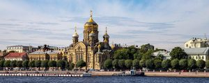 Church River Saint Petersburg  - solomonikvik / Pixabay