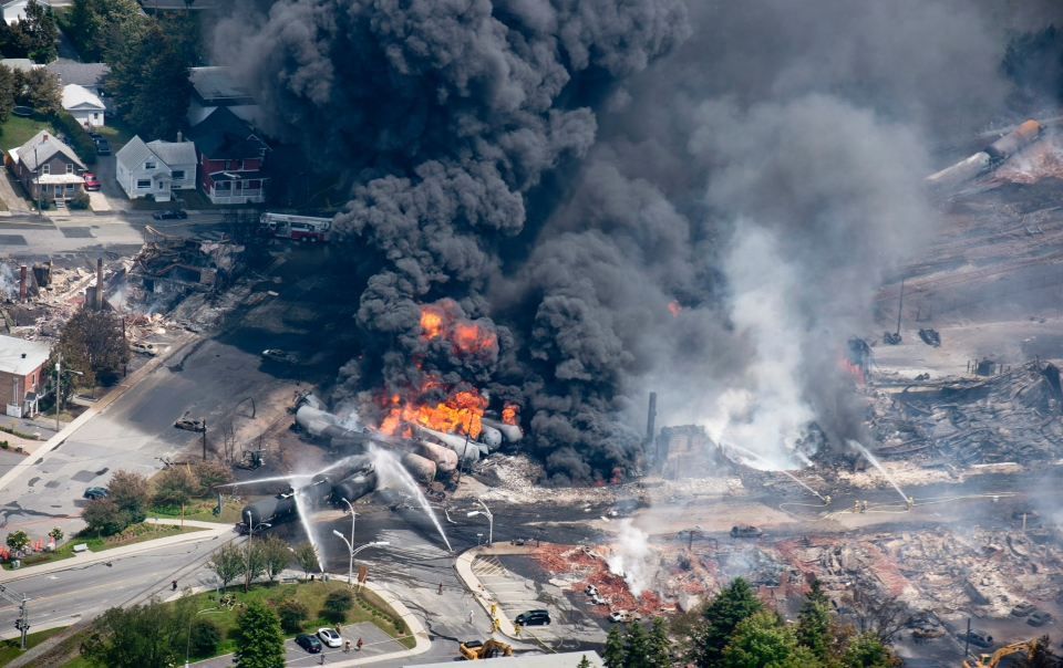 Lac Megantic Quebec And After